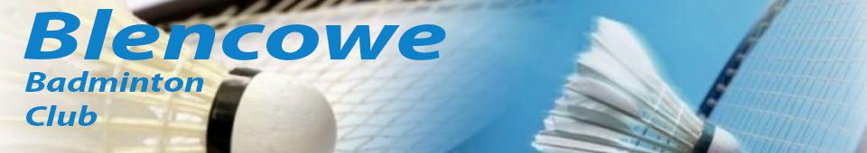 Blencowe Badminton Club